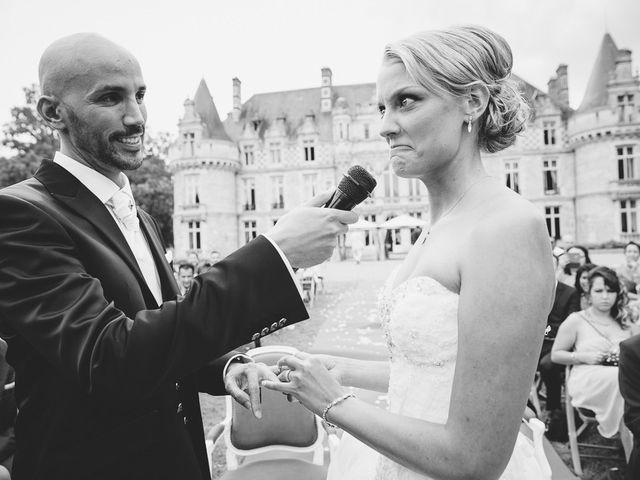 Le mariage de Houcine et Fabienne à Paris, Paris 24