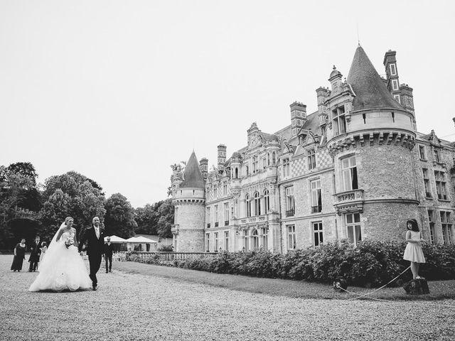 Le mariage de Houcine et Fabienne à Paris, Paris 28