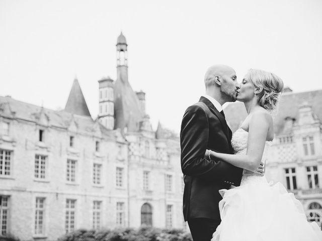 Le mariage de Houcine et Fabienne à Paris, Paris 31