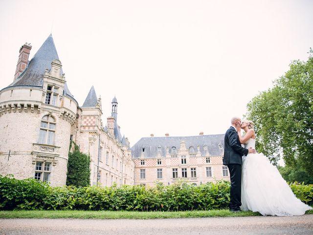 Le mariage de Fabienne et Houcine