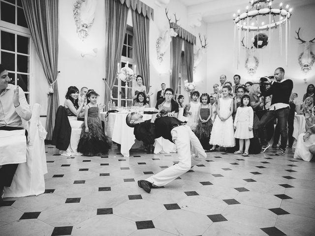 Le mariage de Houcine et Fabienne à Paris, Paris 38