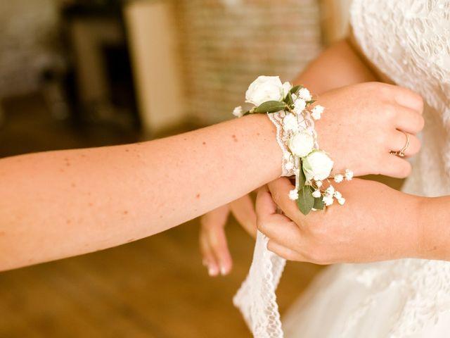Le mariage de Pierre et Prescillia à Curtafond, Ain 2