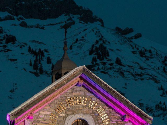 Le mariage de Gaetan et Géraldine à La Clusaz, Haute-Savoie 23