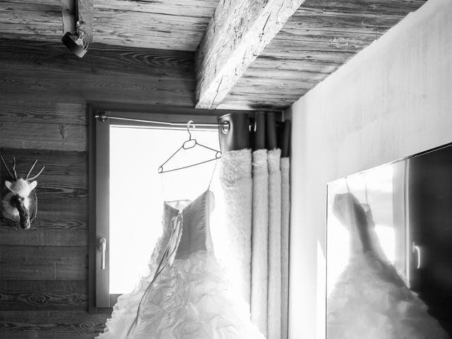 Le mariage de Gaetan et Géraldine à La Clusaz, Haute-Savoie 4
