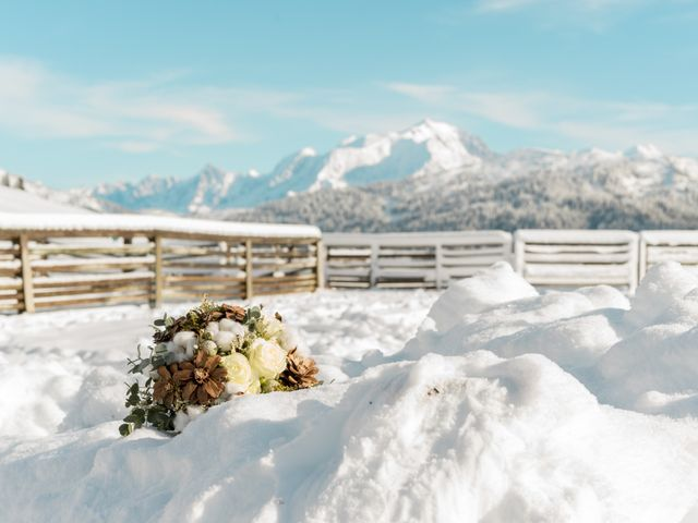 Le mariage de Gaetan et Géraldine à La Clusaz, Haute-Savoie 16