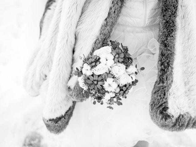 Le mariage de Gaetan et Géraldine à La Clusaz, Haute-Savoie 18