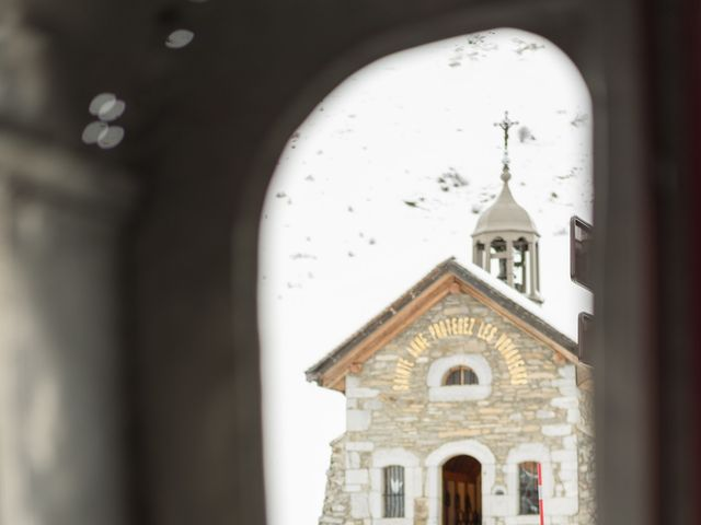 Le mariage de Gaetan et Géraldine à La Clusaz, Haute-Savoie 22