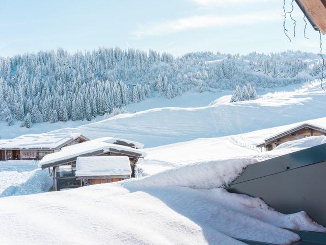 Le mariage de Gaetan et Géraldine à La Clusaz, Haute-Savoie 12
