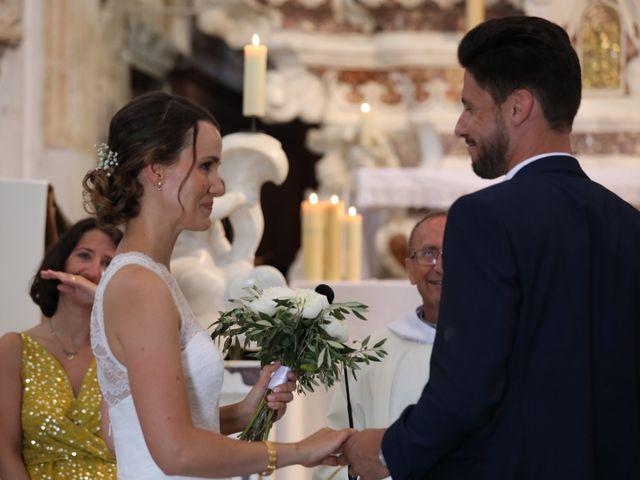 Le mariage de Michael et Marie à Corbara, Corse 5