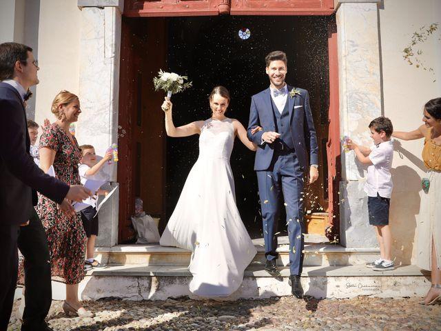 Le mariage de Michael et Marie à Corbara, Corse 7