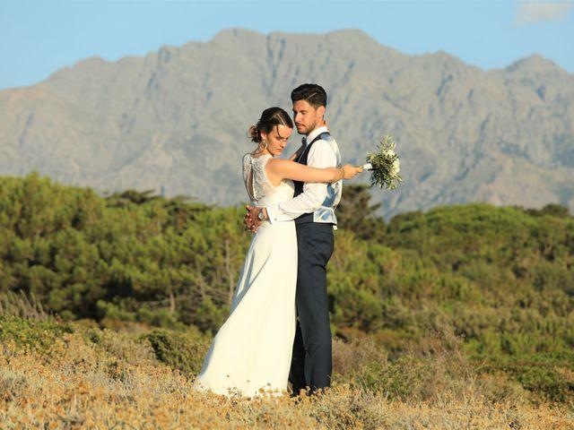Le mariage de Michael et Marie à Corbara, Corse 8