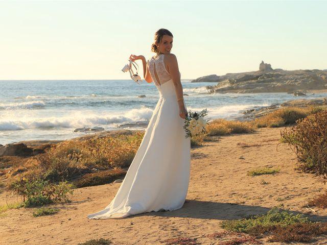 Le mariage de Michael et Marie à Corbara, Corse 9