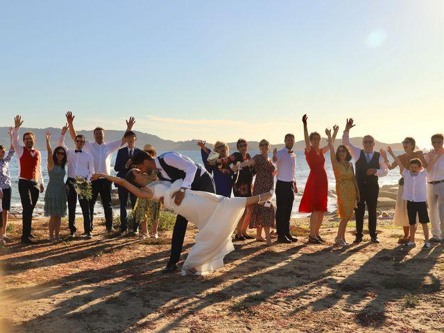 Le mariage de Michael et Marie à Corbara, Corse 10