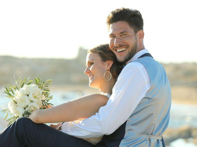 Le mariage de Michael et Marie à Corbara, Corse 1