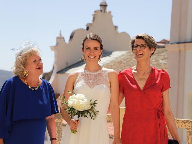 Le mariage de Michael et Marie à Corbara, Corse 12