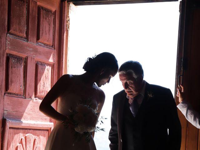 Le mariage de Michael et Marie à Corbara, Corse 13