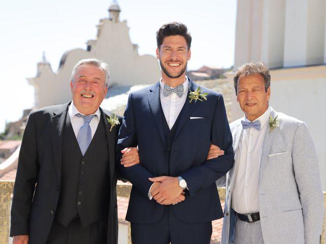 Le mariage de Michael et Marie à Corbara, Corse 14