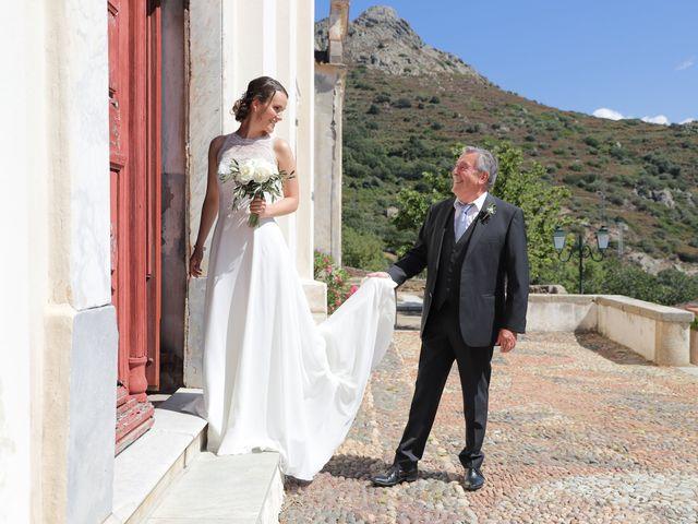 Le mariage de Michael et Marie à Corbara, Corse 15