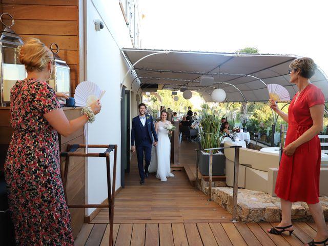 Le mariage de Michael et Marie à Corbara, Corse 21