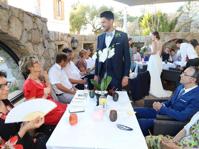 Le mariage de Michael et Marie à Corbara, Corse 22
