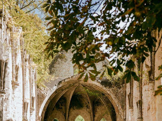 Le mariage de Mathieu et Lucile à Pont-Saint-Pierre, Eure 3