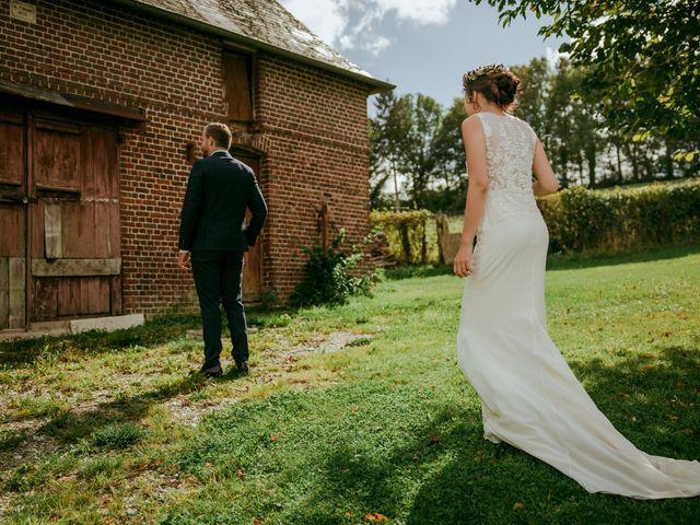 Le mariage de Mathieu et Lucile à Pont-Saint-Pierre, Eure 14