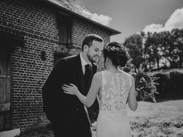 Le mariage de Mathieu et Lucile à Pont-Saint-Pierre, Eure 15