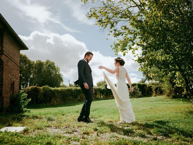 Le mariage de Mathieu et Lucile à Pont-Saint-Pierre, Eure 17