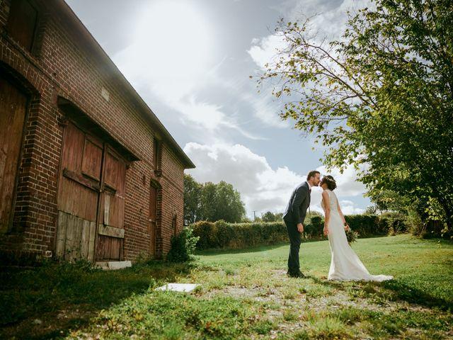 Le mariage de Mathieu et Lucile à Pont-Saint-Pierre, Eure 18