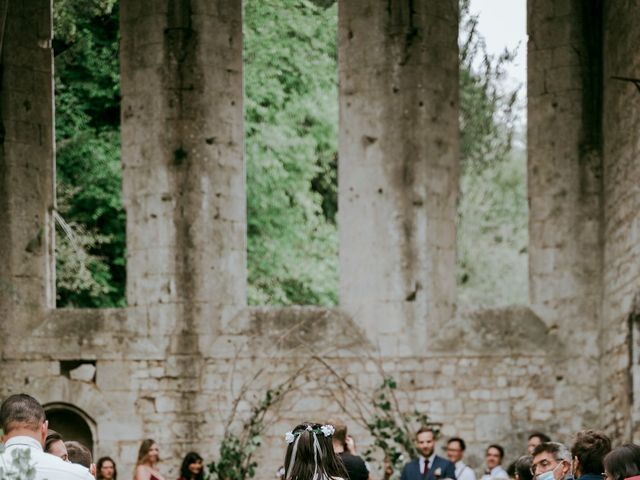 Le mariage de Mathieu et Lucile à Pont-Saint-Pierre, Eure 32