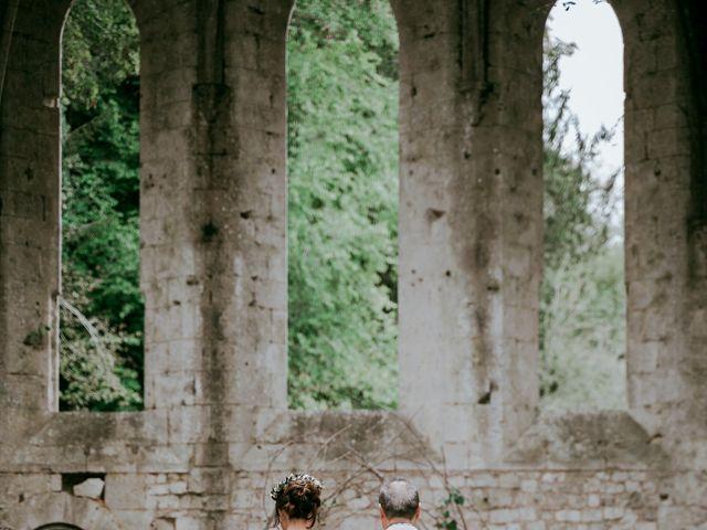 Le mariage de Mathieu et Lucile à Pont-Saint-Pierre, Eure 33