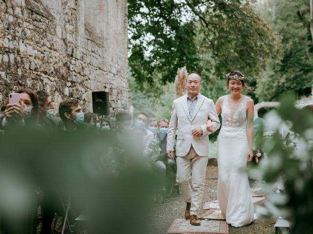 Le mariage de Mathieu et Lucile à Pont-Saint-Pierre, Eure 35