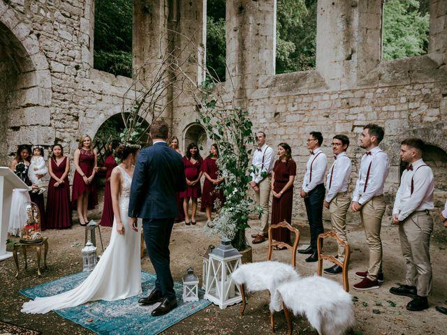Le mariage de Mathieu et Lucile à Pont-Saint-Pierre, Eure 37