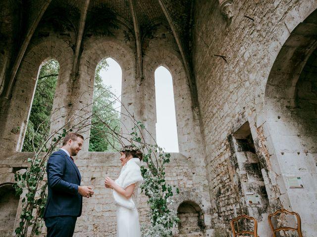 Le mariage de Mathieu et Lucile à Pont-Saint-Pierre, Eure 50