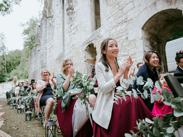 Le mariage de Mathieu et Lucile à Pont-Saint-Pierre, Eure 52