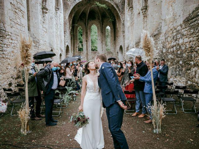 Le mariage de Mathieu et Lucile à Pont-Saint-Pierre, Eure 55