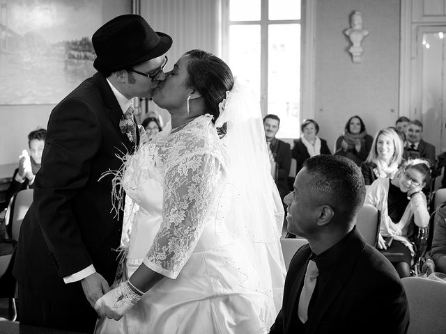 Le mariage de Edouard et Karine à Lormont, Gironde 27