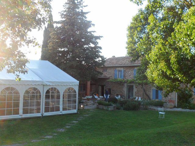 Le mariage de Laurent et Claire à Ménerbes, Vaucluse 4