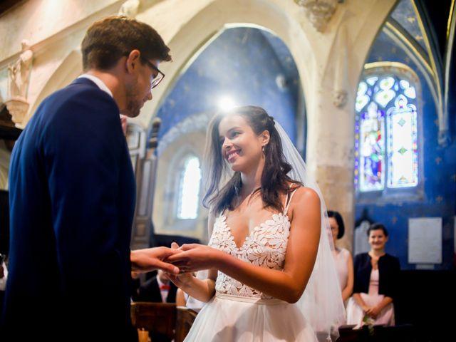 Le mariage de Florian  et Nolwenn à Croisy-sur-Eure, Eure 9