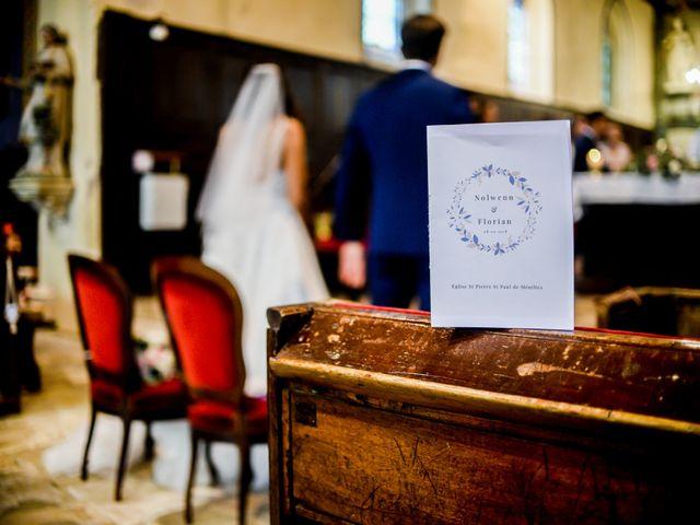 Le mariage de Florian  et Nolwenn à Croisy-sur-Eure, Eure 10