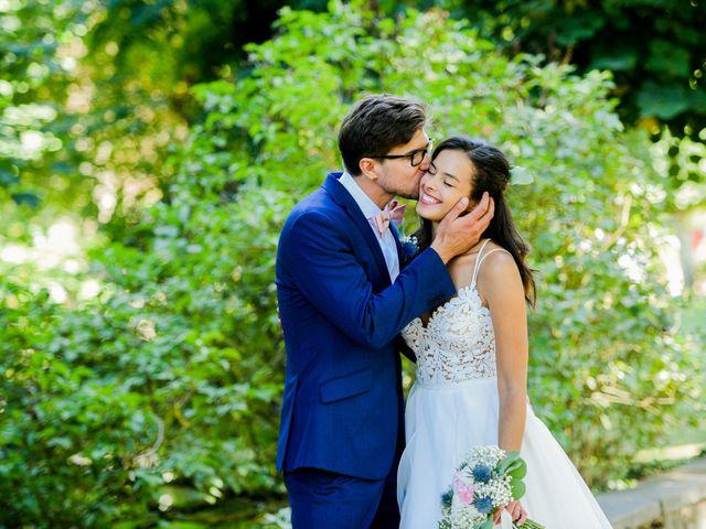 Le mariage de Nolwenn et Florian