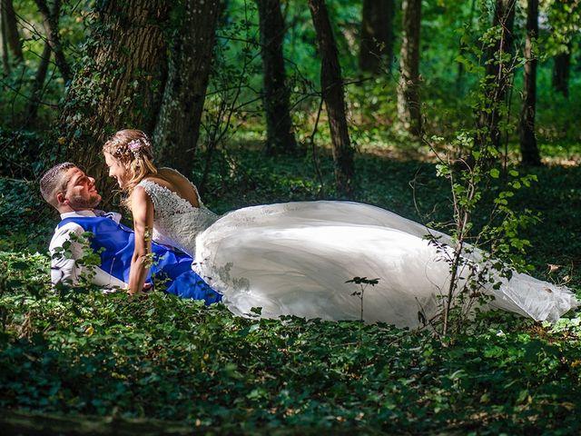 Le mariage de Alexia et Cyril