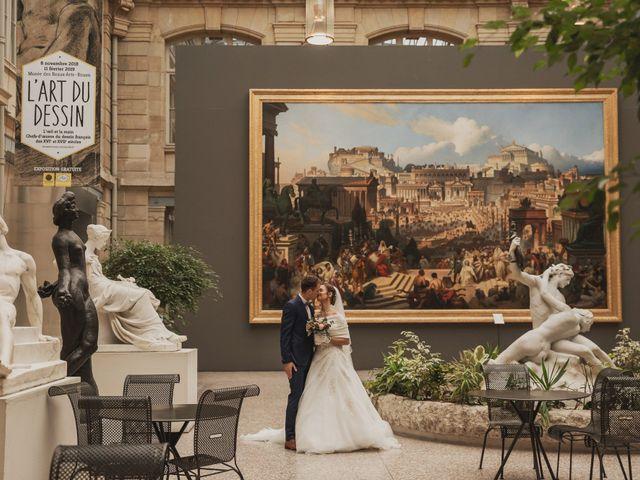 Le mariage de Matthieu et Solène à Le Mesnil-Esnard, Seine-Maritime 34
