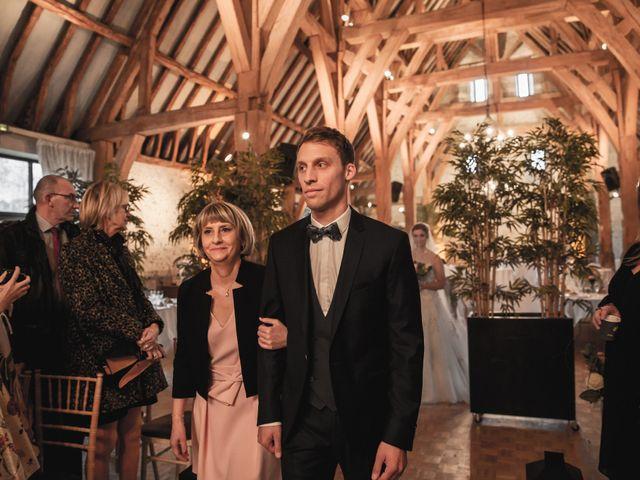 Le mariage de Matthieu et Solène à Le Mesnil-Esnard, Seine-Maritime 55
