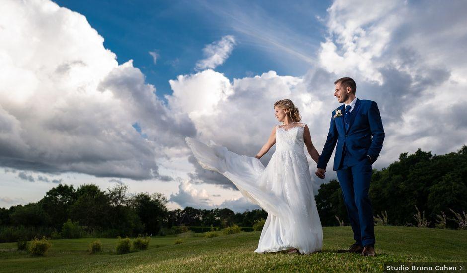 Le mariage de Benoit et Marjorie à Coye-la-Forêt, Oise