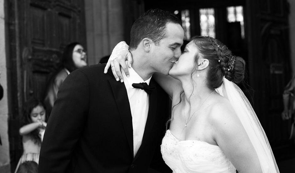 Le mariage de Théo et Karen à Gramat, Lot