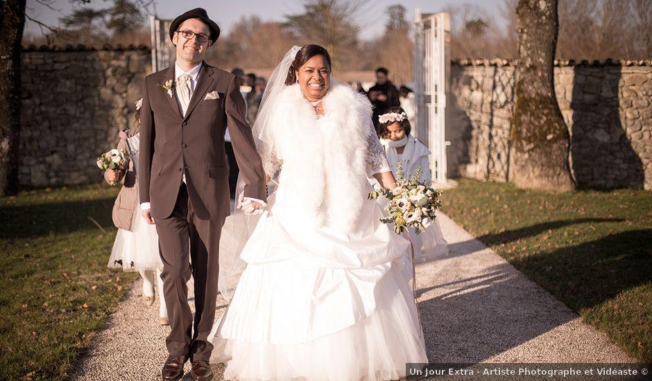 Le mariage de Edouard et Karine à Lormont, Gironde