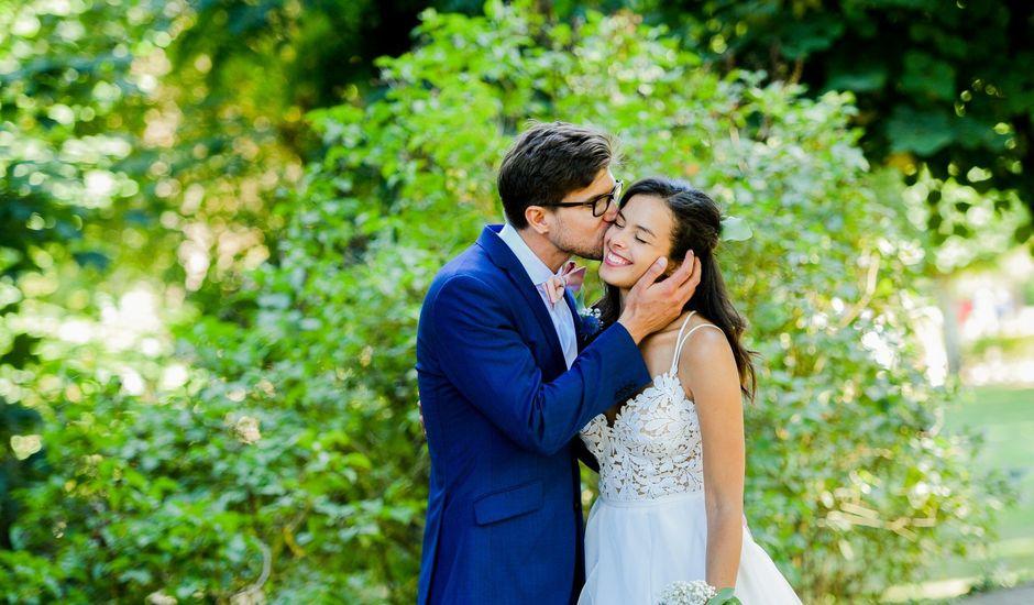 Le mariage de Florian  et Nolwenn à Croisy-sur-Eure, Eure