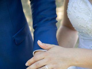Le mariage de Marie  et Couperier  2