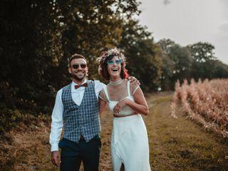 Le mariage de Julie et Edouard